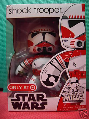 star wars shock trooper mighty muggs target exclusive